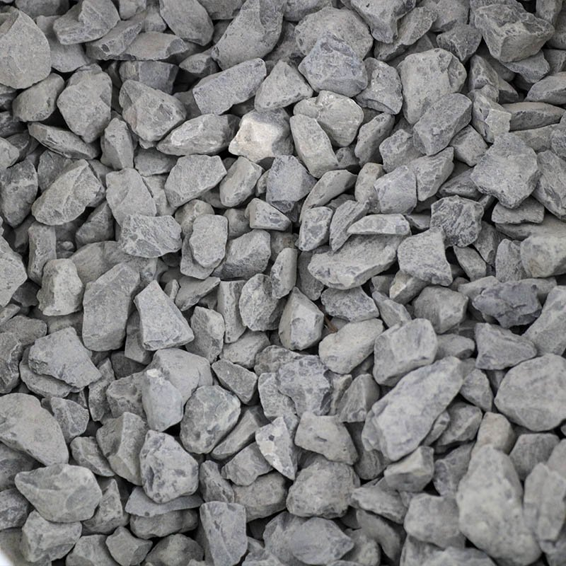 Piedra Decorativa Gruesa Gris